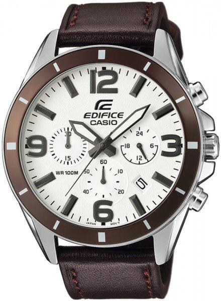 EFR-553L-7BVUEF - zegarek męski - duże 3