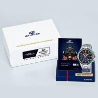 Zegarek męski Casio EDIFICE edifice premium EFR-554TR-2AER - duże 2