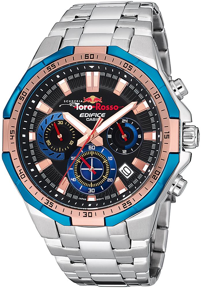 Zegarek Casio EDIFICE EFR-554TR-2AER - duże 1