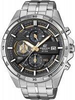 Zegarek męski Casio edifice momentum EFR-556D-1AVUEF - duże 1