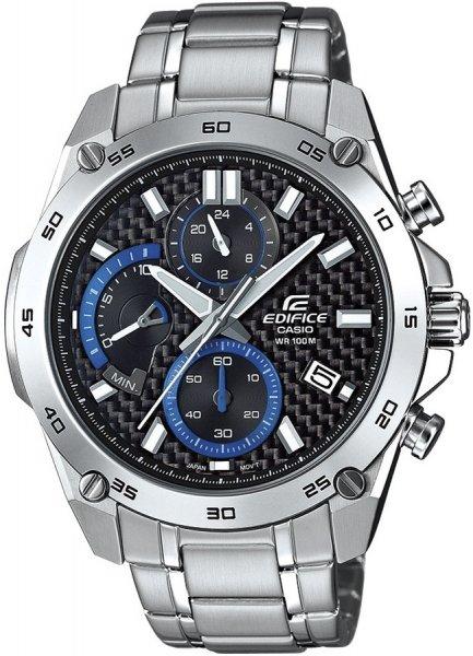 Zegarek Casio EDIFICE EFR-557CD-1AVUEF - duże 1