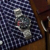 Zegarek męski Casio edifice momentum EFR-557CDB-1AVUEF - duże 2