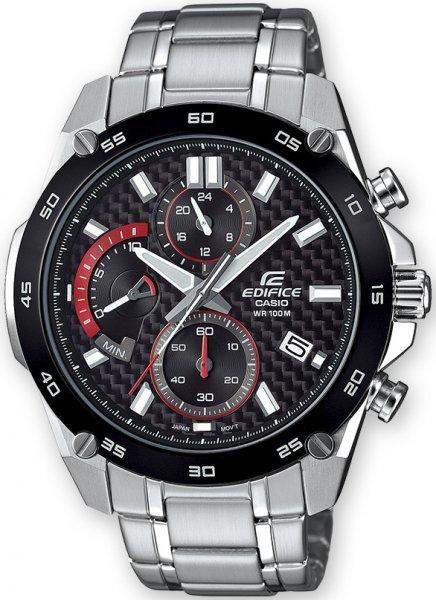 Zegarek Casio EDIFICE EFR-557CDB-1AVUEF - duże 1