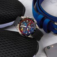Zegarek męski Casio edifice premium EFR-557TRP-1AER - duże 3
