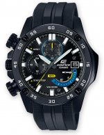 Zegarek męski Casio edifice momentum EFR-558BP-1AVUEF - duże 1