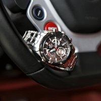 Zegarek męski Casio edifice EFR-559DB-1AVUEF - duże 3