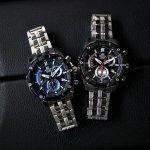 Zegarek męski Casio edifice EFR-559DB-1AVUEF - duże 4