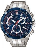 Zegarek męski Casio edifice premium EFR-559TR-2AER - duże 1