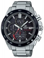 Zegarek męski Casio EDIFICE edifice premium EFS-S500DB-1AVUEF - duże 1