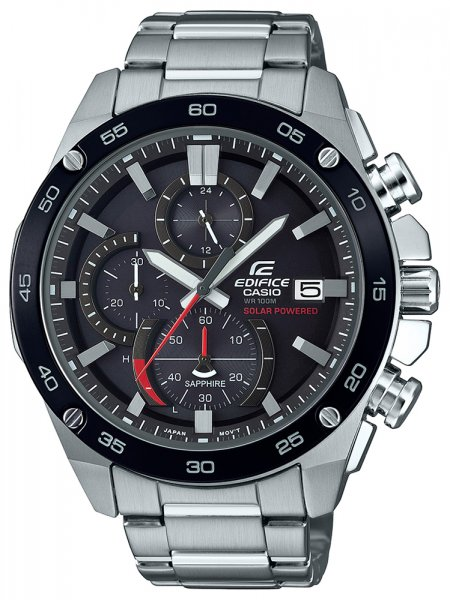 Zegarek Casio EDIFICE EFS-S500DB-1AVUEF - duże 1