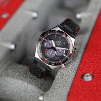 Zegarek męski Casio edifice premium EFS-S520CBL-1AUEF - duże 2