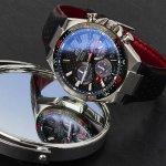Zegarek męski Casio edifice premium EFS-S520CBL-1AUEF - duże 4