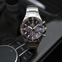 Zegarek męski Casio edifice premium EFS-S520CDB-1AUEF - duże 2
