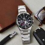 Zegarek męski Casio edifice premium EFS-S520CDB-1AUEF - duże 4