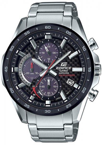 Zegarek Casio EDIFICE EFS-S540DB-1AUEF - duże 1