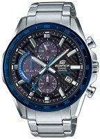 Zegarek męski Casio edifice premium EFS-S540DB-1BUEF - duże 1
