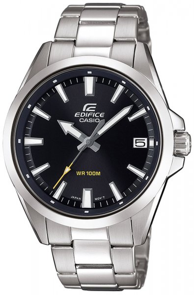 Zegarek Casio EDIFICE EFV-100D-1AVUEF - duże 1