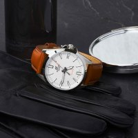 Zegarek męski Casio edifice momentum EFV-100L-7AVUEF - duże 2