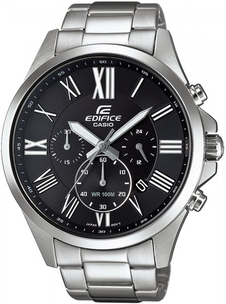 Zegarek Casio EDIFICE EFV-500D-1AVUEF - duże 1