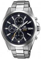 Zegarek męski Casio edifice momentum EFV-560D-1AVUEF - duże 1