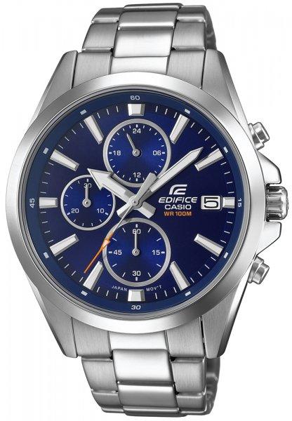 Zegarek Casio EFV-560D-2AVUEF - duże 1