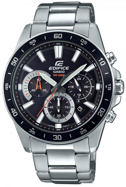 Zegarek Casio EFV-570D-1AVUEF - duże 1