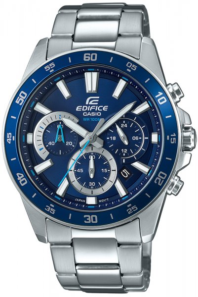 Zegarek Casio EDIFICE EFV-570D-2AVUEF - duże 1