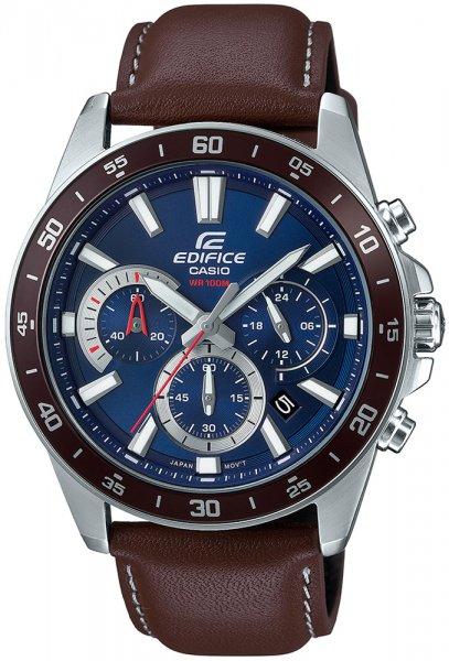 Zegarek Casio EFV-570L-2AVUEF - duże 1