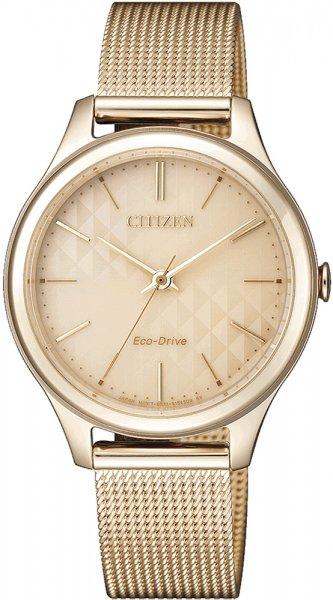 Zegarek Citizen EM0503-83X - duże 1