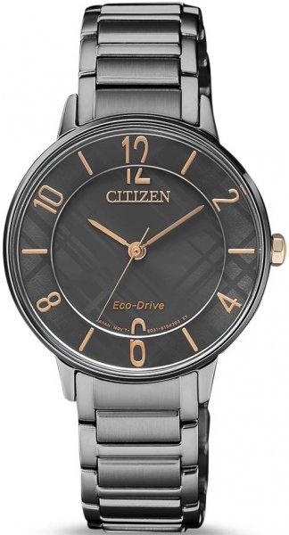 EM0528-82H - zegarek damski - duże 3