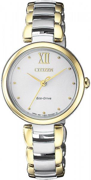 Zegarek Citizen EM0534-80A - duże 1