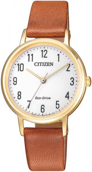 Zegarek Citizen EM0578-17A - duże 1