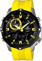 Zegarek męski Casio EDIFICE edifice momentum EMA-100B-1A9VUEF - duże 1