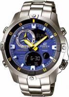 Zegarek męski Casio EDIFICE edifice EMA-100D-2AVUEF - duże 1