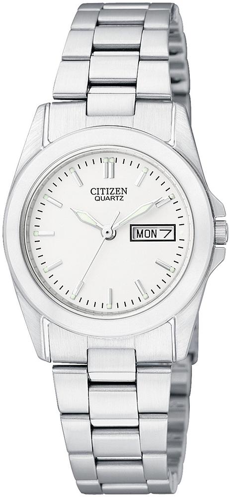 Zegarek damski Citizen elegance EQ0560-50A - duże 3