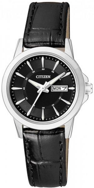 Citizen EQ0601-03EE Leather