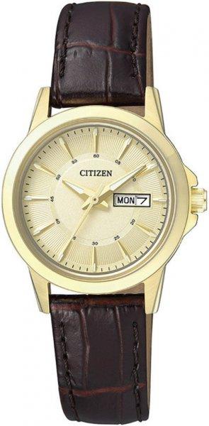 Citizen EQ0603-08PE Leather