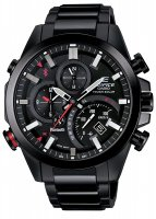 Zegarek męski Casio edifice premium EQB-501DC-1AER - duże 1