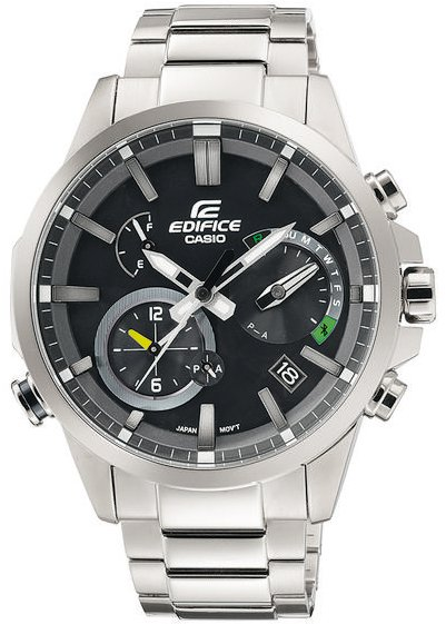 Zegarek Casio EDIFICE EQB-700D-1AER - duże 1