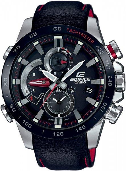 Zegarek Casio EDIFICE EQB-800BL-1AER - duże 1