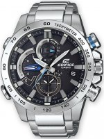 Zegarek męski Casio edifice premium EQB-800D-1AER - duże 1