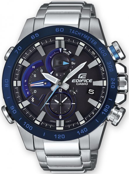 Zegarek Casio EQB-800DB-1AER - duże 1