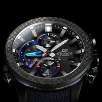 Zegarek męski Casio edifice EQB-800TR-1AER - duże 2