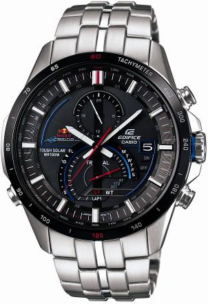 Edifice EQS-A500RB-1AVER Edifice RedBull Racing 2012 LIMITED