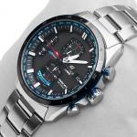 Edifice EQW-A1110RB-1AER Edifice zegarek męski sportowy mineralne