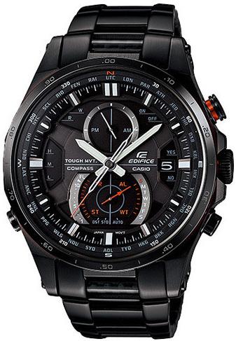 Zegarek Casio EDIFICE EQW-A1200DC-1AER - duże 1