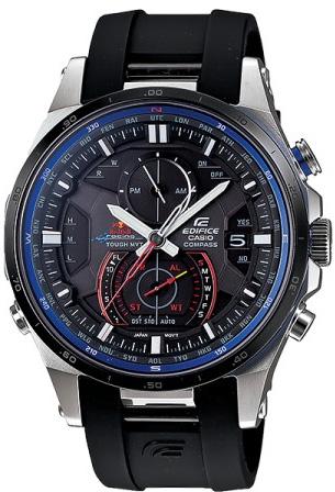 Zegarek Casio EDIFICE EQW-A1200RP-1AER - duże 1