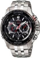Zegarek męski Casio edifice premium EQW-M710DB-1A1ER - duże 1