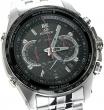 Zegarek męski Casio edifice premium EQW-M710DB-1A1ER - duże 2