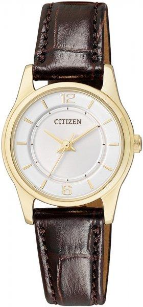 Citizen ER0182-08A Leather